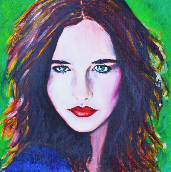 Eva Green par CornelieStatiusM
